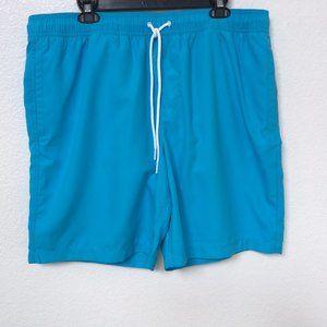 Essentials Men's Quick Dry Swim Trunks NWOT XL